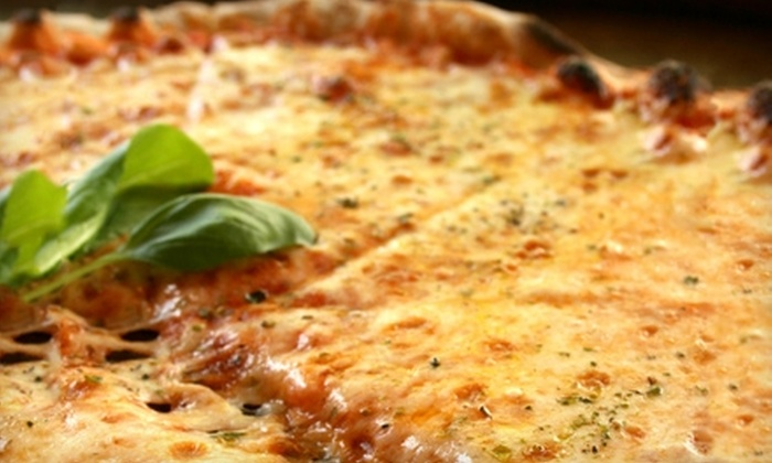 Villa Pizza - Spring Valley: $12 for $25 Worth of Pizza, Pasta, & More at Villa Pizza