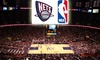 New Jersey Nets - New York City: Ticket to One of 14 New Jersey Nets Home Games. Buy Here for $50 Tickets. See Below for $30 Tickets.