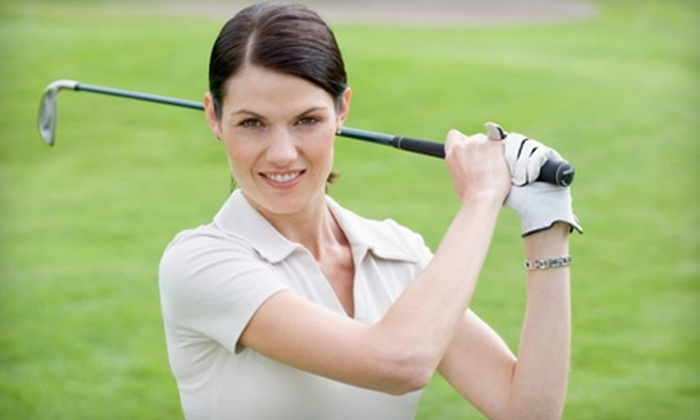 Mohawk Golf and Country Club - Eden: $50 for a One-Hour Golf Lesson with PGA/LPGA Class A Instructor at Mohawk Golf and Country Club (Up to $100 Value)