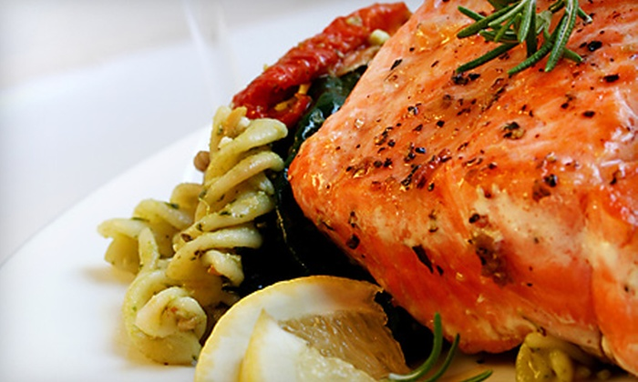 The Manor - West Boylston: $15 for $30 Worth of Continental Cuisine at The Manor