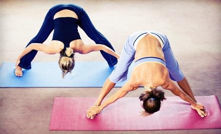 5 Yoga or Pilates Mat Classes ($56 value) - Sotaira's Organic Spa & Yoga Studio in Conway