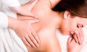Quirox: Tres o cinco masajes de 1 hora con consulta previa desde 29,90 €