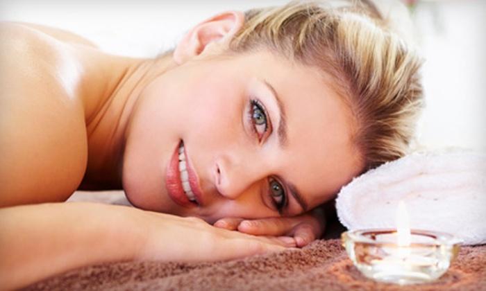 Flourish  - Brooklyn Park - Maple Grove: Swedish or Hot-Stone Massage at Flourish in Maple Grove (Up to 55% Off)
