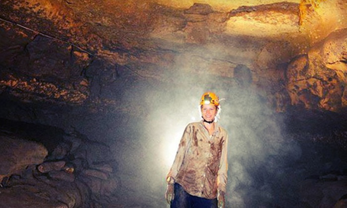 Cascade Caverns - Kendall Ranch Estates: One-Hour Cascade Caverns Tour for Two or Four in Boerne (Up to Half Off)