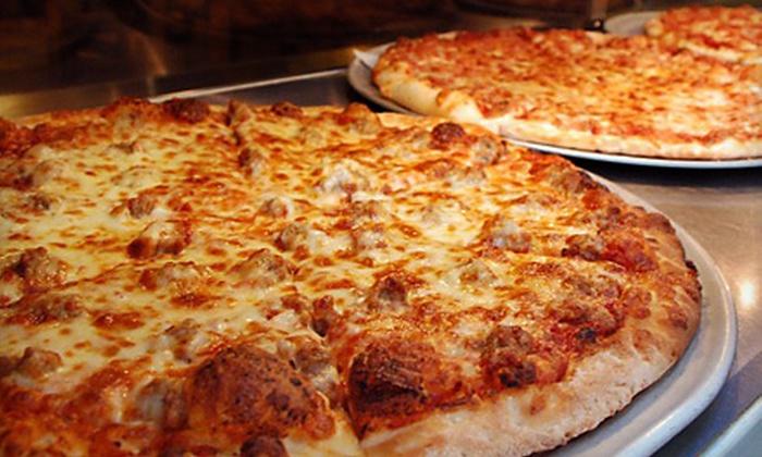 Paisano's Pizza - Summit - University: $7 for $15 Worth of Casual Italian Fare at Paisano's Pizza in St. Paul