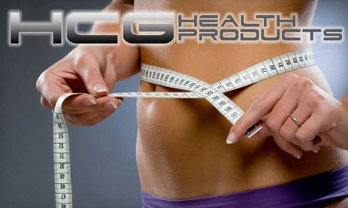 hCG Complete Diet: $44 for the 26 Day Original hCG Diet Drops Plan from hCG Complete Diet ($89 Value)