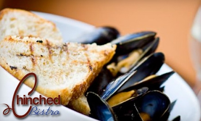 Chinched Bistro - Downtown: $15 for $30 Worth of Contemporary Newfoundland Fare at Chinched Bistro