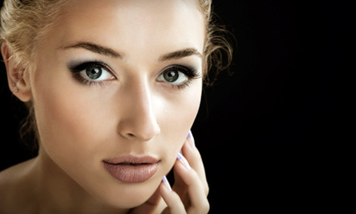 Smart For Life - Health, Wellness, and Aesthetics - Courtland: Permanent Makeup for the Upper or Lower Eyelids, Brows, or Lips at Smart For Life - Health, Wellness, and Aesthetics (Up to 55% Off)