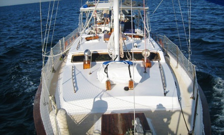4.5-Hour Sailing Outing with Nonalcoholic Refreshments - Atlantis V Charters in Tarpon Springs