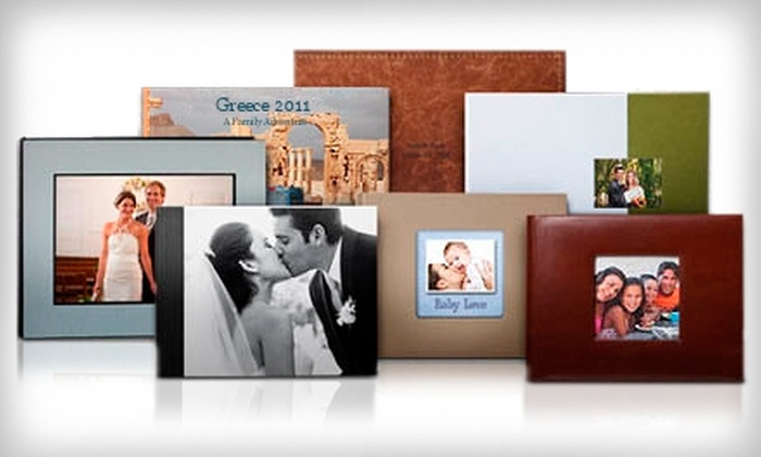 Picaboo: Custom Photobooks from Picaboo (Up to 75% Off). Three Options Available.