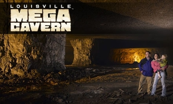 Louisville Mega Cavern - Poplar Level: $6 for a One-Hour Tour of Louisville Mega Cavern (Up to $13.50 Value)