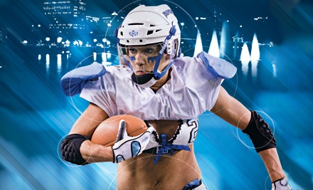 Cleveland Crush vs. Orlando Fantasy at the Florida Citrus Bowl on Fri., Dec. 2 at 9PM: Mezzanine Seating for 1 - Lingerie Football League in Orlando