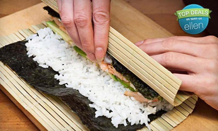 Kitchen 305 - Sunny Isles Beach: $35 for Sushi-Making Class, Three-Course Dinner, and Sake at Kitchen 305 in North Miami Beach ($75 Value)