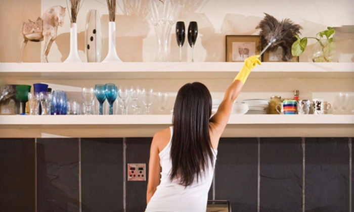 Discount Cleaners - Cedarbrook - Stenton: One or Two Two-Hour Housecleaning Services from Discount Cleaners (Up to 61% Off)
