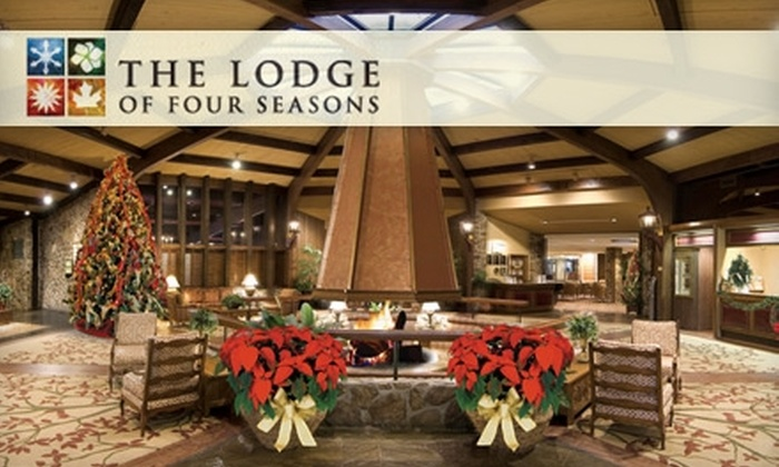 The Lodge of Four Seasons - Jasper: $99 for One Night Stay and Breakfast for Two at The Lodge of Four Seasons