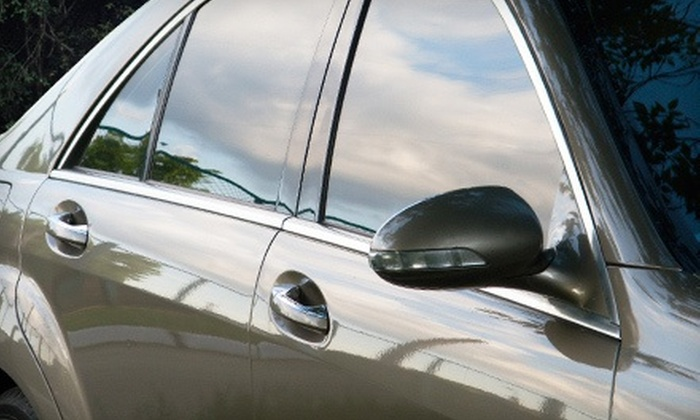 Performance Autotint - Colorado Springs: Tinting for Two or Five Car Windows or Seven SUV or Truck Windows at Performance Autotint (Up to 56% Off)