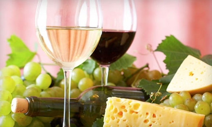The Wine Crush - Belmont Heights: $20 for a Wine Tasting for Two at The Wine Crush in Long Beach ($40 Value)