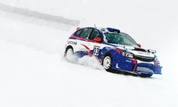 2- or 6-Lap Packages of Ice Rallying in a Subaru WRX STi at ICAR Experience's Mirabel Track (Up to 50% Off)