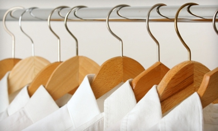 Varsity Cleaners - Multiple Locations: $10 for $20 Worth of Dry Cleaning at Varsity Cleaners