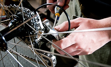 Bicycle Tune-Up (a $59.99 value) - Bicycle One in Gahanna