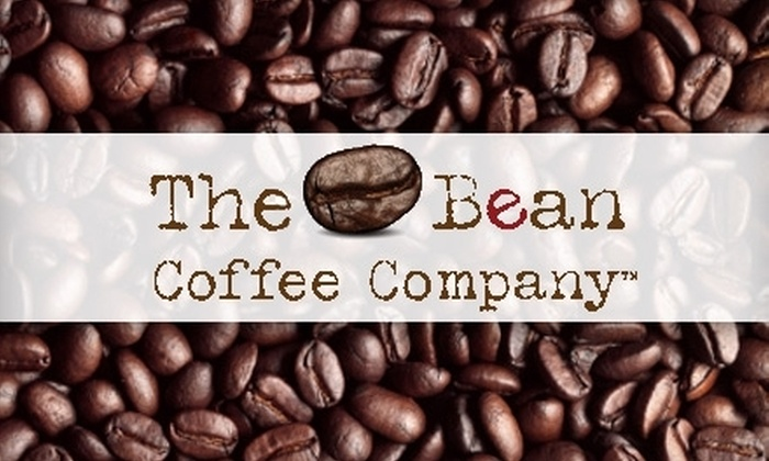 The Bean Coffee Company: $19 for $39 Worth of Coffee from The Bean Coffee Co.
