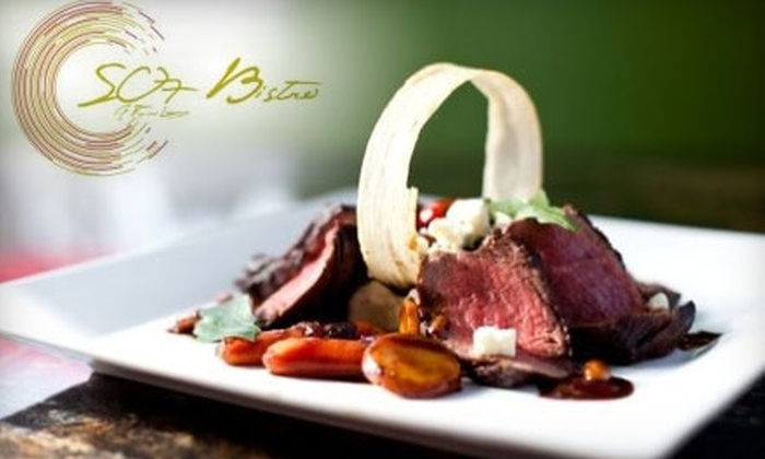 So7 Bistro - Cultural District: $20 for $40 Worth of French-American Cuisine at So7 Bistro