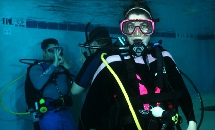 Divers Supply: 2-Hour Discover Scuba Introductory Class - Divers Supply in Macon