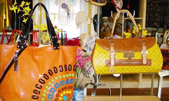 Purse-onality - West Jordan: $25 for $50 Worth of Purses, Clothing, and Accessories at Purse-onality in West Jordan