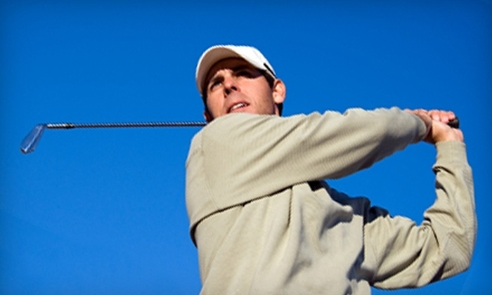 Jim McLean Golf School - Bayshore: $87 for Golf Lessons at Jim McLean Golf Academy at Miami Beach Golf Club ($175 Value)