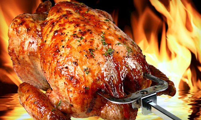 Aguaymanto - Centreville: $9 for $20 Worth of Authentic Peruvian Grill Fare at Aguaymanto in Chantilly
