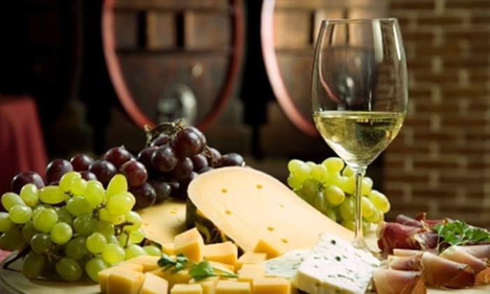 The Grape Adventure - Kent: $15 for $30 Worth of Tapas, Upscale American Cuisine, and Wine at The Grape Adventure in Kent