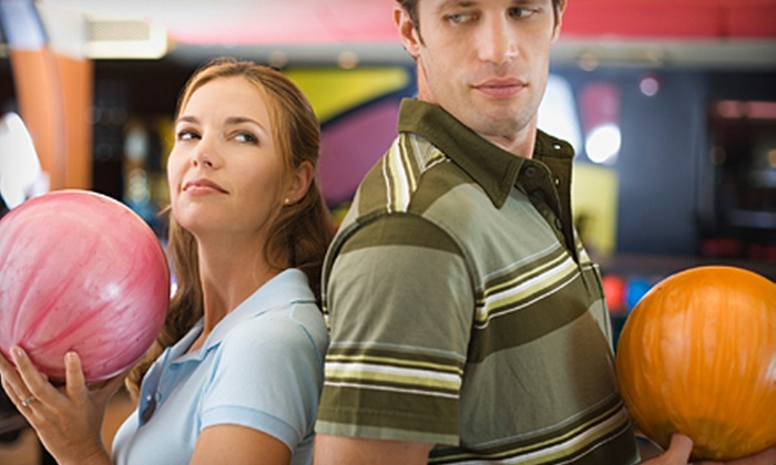 South Transit Bowling Center - Irvington Creekside: $15 for a Two-Hour Bowling Outing with Soda for Up to Five at South Transit Bowling Center in Lockport ($51 Value)