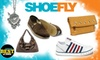 Shoe Fly-CLOSED - Lyon Village: $25 for $50 Worth of Shoes, Handbags & Jewelry at ShoeFly