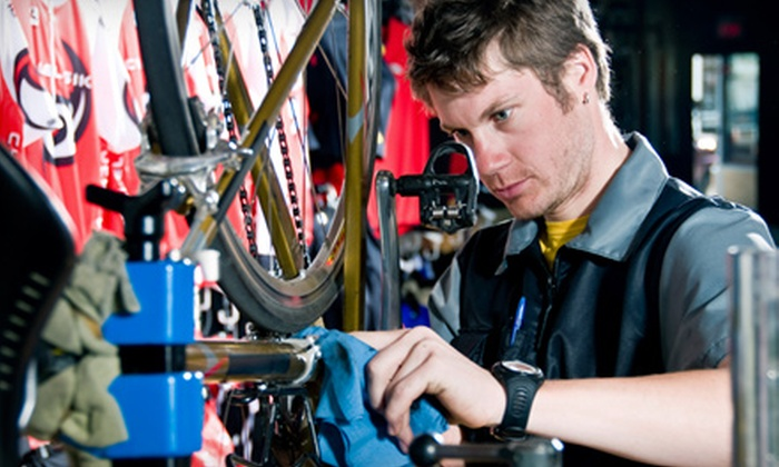 Kinetic Cycles - Stonelake Landing: Cycling Apparel or Bike Tune-Up at Kinetic Cycles in Elk Grove