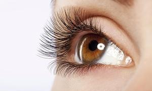 Lashhes: Full Set of Eyelash Extensions at Lashhes (56% Off)
