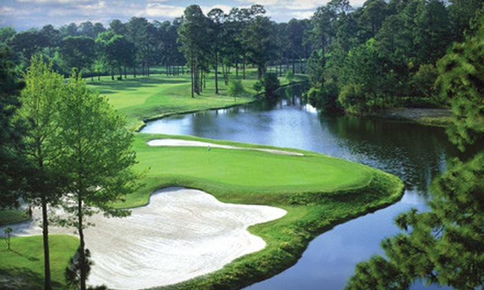Golden Bear Golf Club - Hilton Head Island: $70 for a Golf Outing for Two at Golden Bear Golf Club in Hilton Head (Up to $154 Value)