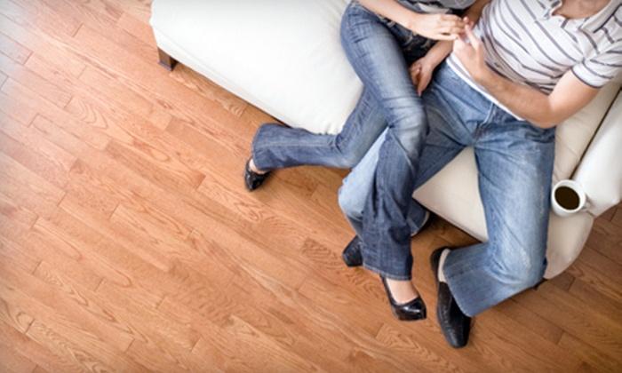 Carpet One Floor & Home - Lubbock: Carpet, Hardwood, and Assorted Flooring at Carpet One Floor & Home. Two Options Available.