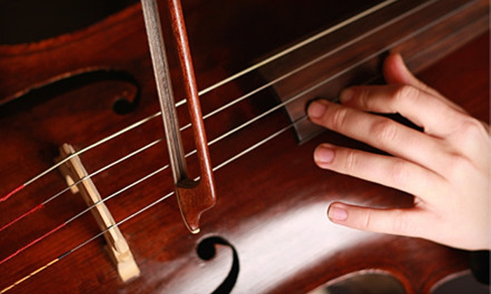 GnG Music Instruction - New Albany: $59 for 10 Consecutive Weeks of Group Music Lessons for Youths or Parent-Child Classes at GnG Music Instruction in New Albany ($150 Value)