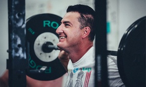 Axis CrossFit: Foundations, CrossFit and HIIT, or Personal-Training Classes at Axis CrossFit(Up to 67% Off)