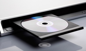 Transfer Me to DVD: $15 for $30 Worth of Video, Film, Photo, and Audio Digitization at Transfer Me to DVD