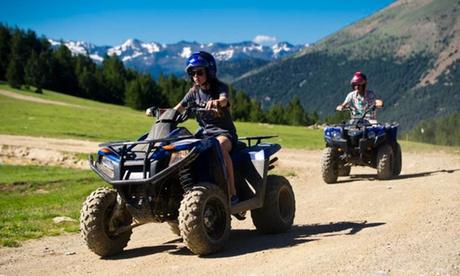 Dos entradas para el parque de aventuras Naturlandia en Andorra desde 22 €
