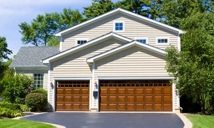 $99 for a Garage Door Tune-Up from Original Triad Door Company, Inc. ($220 Value)