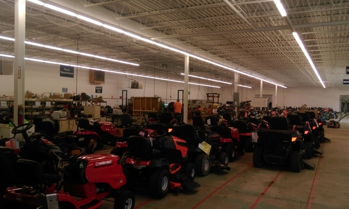 Ready Repair - Multiple Locations: $33 for $65 Worth of Push Mower Tune-Up Services — Ready Repair