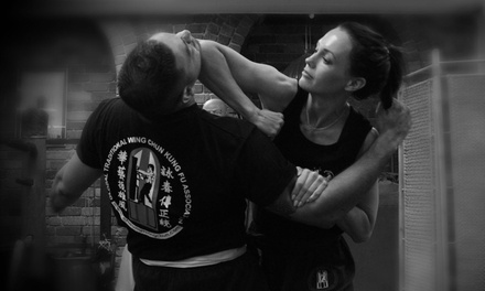 Women's Self-Defence: 5 ($25) or 10 Classes ($39) at Global Traditional Wing Chun Kung Fu Association (Up to $500 Value)