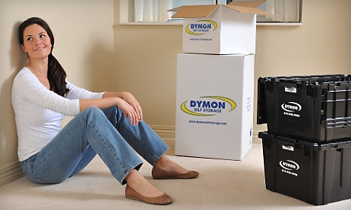 Dymon Self Storage - Multiple Locations: $75 for $300 Worth of Storage-Unit Rental at Dymon Self Storage