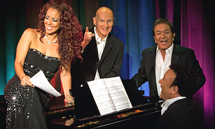 The Scintas with The Akron Symphony Orchestra -  Akron Civic Theatre: The Scintas with The Akron Symphony Orchestra at Akron Civic Center on Saturday, July 27, at 8 p.m. (Up to 57% Off)