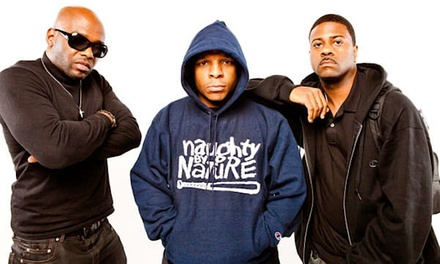 Naughty by Nature: 25th Anniversary Tour on February 23 at 8 p.m.