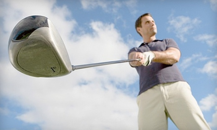 NorthWest Players Academy - Seattle East: Golf-Instruction Package or One or Two Private Golf Lessons at NorthWest Players Academy in Redmond (Up to 57% Off)