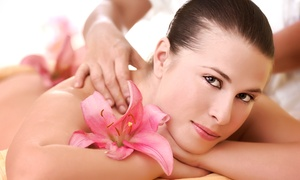 Oda Ohana Massage: 60-Minute Massage with a Foot Scrub or a 60-Minute Hot-Stone Lomilomi Massage at Oda Ohana Massage (Up to 51% Off)