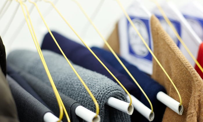 The Green Shirt - Platt Park: Dry Cleaning and Laundry Services at The Green Shirt (50% Off)